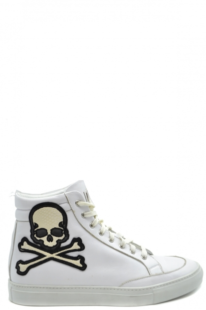 PHILIPP PLEIN - High-top sneakers