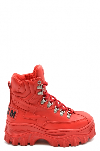 MSGM - High-top sneakers