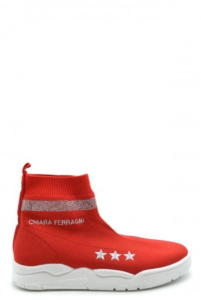 Chiara Ferragni - High-top sneakers