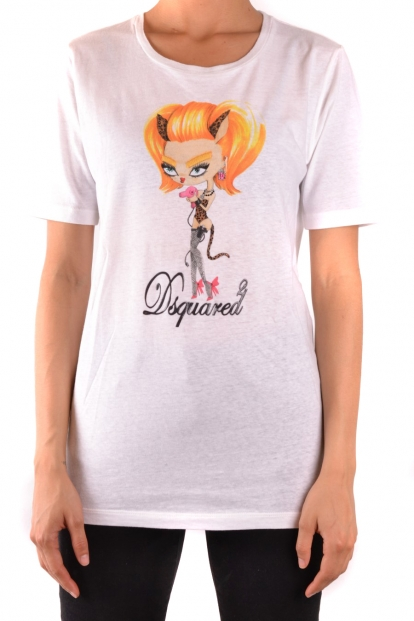 Dsquared - Tshirt Short Sleeves